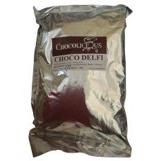 CHOCOLISIUS Bubuk Coklat Delfi Premium 1 kg