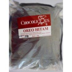 Harga Chocolisius Bubuk Coklat Oreo Hitam 1 Kg Yang Murah