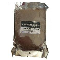 Chocolisius Bubuk Coklat Oreo Premium Chocolisius Diskon 50