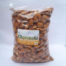 Penawaran Istimewa Choconola Inshell Roasted Almond Rasa Ori 1000 Gram Terbaru