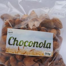 Review Tentang Choconola Inshell Roasted Almond Susu 250 Gram