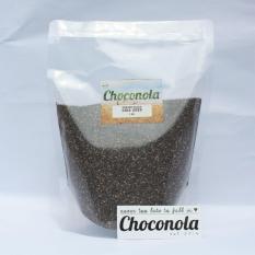 Harga Termurah Choconola Organic Black Chia Seed 1Kg Chiaseed 1 Kg