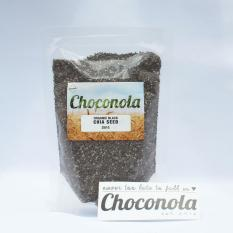 Harga Choconola Organic Chia Seeds 250G Chiaseeds 250 Gr Gram 250Gr Origin