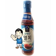 Jual Chung Jung One Daesang Anchovy Fish Sauce Kecap Ikan 500G Chung Jung One Asli