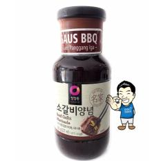 Harga Chung Jung One Daesang Beef Galbi Bbq Sauce Marinade Saus Bumbu Bbq 280G Baru Murah
