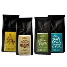 Coffee Toffee Kopi Arabika Paket 4 pak 200gr – Biji Kopi Grade Specialty
