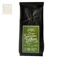 Coffee Toffee Kopi Sumatera Lintong Arabika Aroma Terbaik Bubuk Kopi 200gr - Arabica Ground Bean Grade Specialty CTWBSL-Grn200GGB