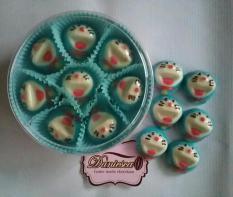 Coklat Karakter Doraemon