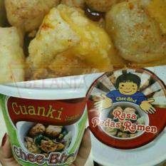 Cuanki Instan Chee-Bhot rasa Ramen Pedas - 65gr - 6 Pcs