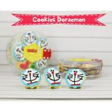 Iklan Cupreme Cookies Kue Kering Karakter Doraemon