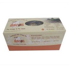 Dacoz Pia Crispy Kacang Hijau Kemasan Box - 330gr