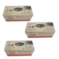 Harga Dacoz Pie Susu Coklat Almond Kemasan Box 3 X 180Gr Merk Dacoz