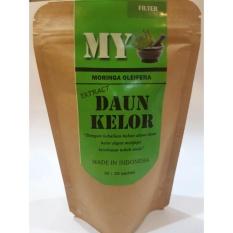 Toko Daun Kelor Celup My Daun Kelor Celup Dengan Kantong Teh Filter Jawa Timur