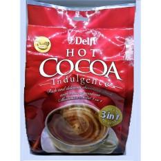 Harga Delfi Hot Cocoa Indulgence Df50000 Yang Bagus