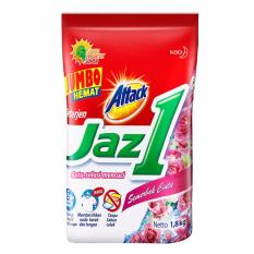 Deterjen Attack Jaz1 - Semerbak Cinta 1.8kg