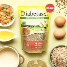 Harga Diabetasol Organic Diabetic Rice Beras Merah Kontrol Gula Darah 2 Kg Origin