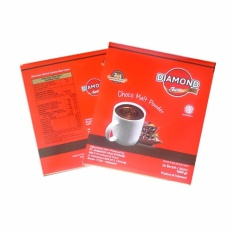 Jual Diamond Swss 1 Kg Chocolate Milk Nikmat Ori
