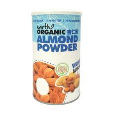 Earth Organic Almond Powder Flour 500 Gr Earth Organic Diskon
