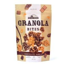 East Bali Cashew 125 Gram Granola Bites Chocolate Vanila 125Gram