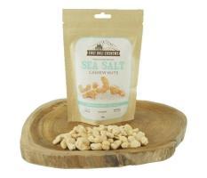 East Bali Cashew Sea Salt Cashew Nuts Kacang Mete Asin - 75Gr