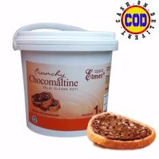 COD Ready - Elmer Chocolate Crunchy 1 Kg (Kemasan ASLI)
