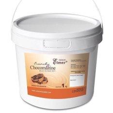 Elmer Crunchy Chocomaltine 1 Kg - Premium Chocolate