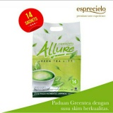 Toko Esprecielo Allure Green Tea Latte 14 Sachet Esprecielo Allure