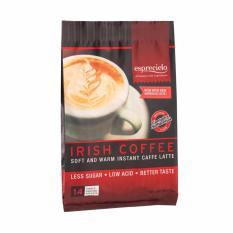 Ulasan Lengkap Tentang Esprecielo Irish Coffee 14 Sachet