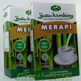 Ongkos Kirim Etawa Susu Kambing Merapi Bubuk 2 Kotak 200Gr Di South Sumatra