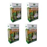 Harga Etawa Susu Kambing Merapi Bubuk 4 Kotak 200Gr Origin