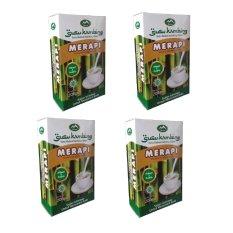 Diskon Etawa Susu Kambing Merapi Bubuk 4 Kotak 200Gr