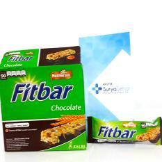 Kehebatan Fitbar Coklat 3 Box 5x25 G Dan Harga Update Teknologi Source · FITBAR COKLAT 5