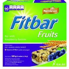 Jual Fitbar Fruits 3 Box 5X25 G Murah