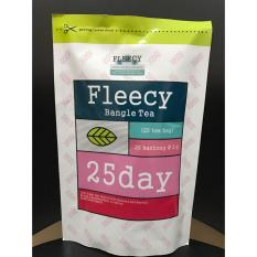 FLEECY BANGLE TEA THAILAND 100% ORIGINAL  - SLIMMING TEA / TEH PELANGSING
