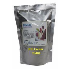 Frizco TARO Ice Cream 500GR Instant Powder Bubuk Es Krim