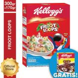 Promo Froot Loops 300G Free Coco Loops 170G