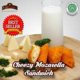 Harga Frozen Sandwich Keju Mozarella Cheezy Mozarella Baru Murah
