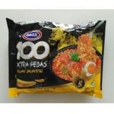 Jual Gaga Mi Instan Hot Extra Pedas Kuah Jalapeno 30 Packs 100 Halal Indonesia Mui Import