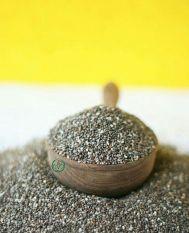 Situs Review Genki Plant Organic Black Chia Seed Mexico 1 Kg