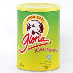 Jual Gloria Abon Sapi Bawang 250 G Antik