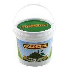 GOLDENFIL Teh Bubuk XX-PR MATCHA POWDER 500GR Green Tea BPOM & MUI - Putih