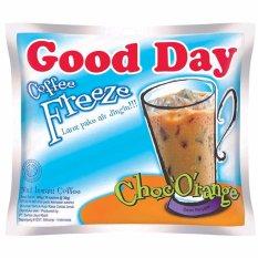 Good Day Coffee Freeze Choc'O'range 300g