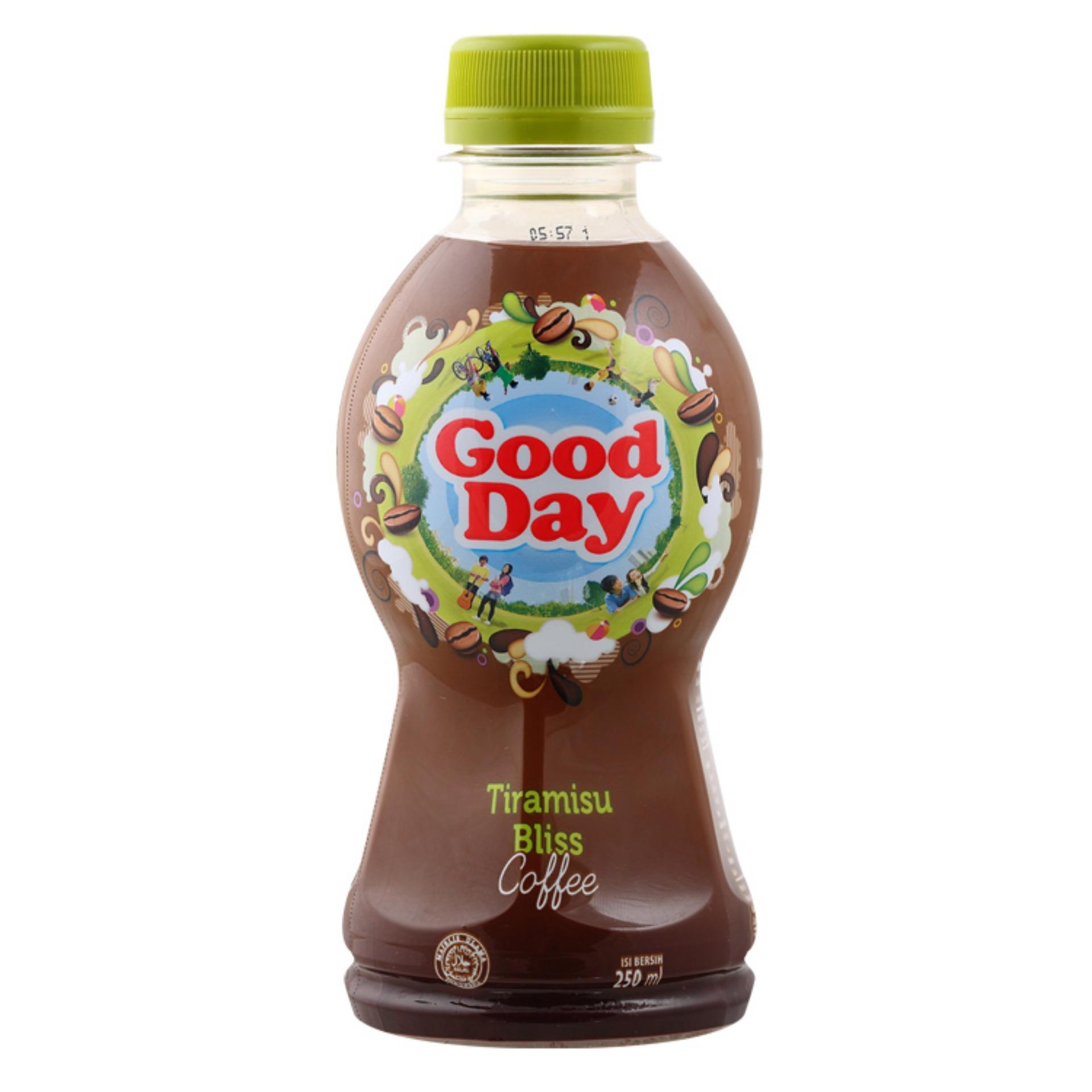 Hbt Colata Glaze Donut 250gr Cappucino Daftar Harga Terkini dan Source · Harga preferensial Good Day Kopi Ready To Drink PET Tiramisu Bliss 250ml Pack of 6 ...