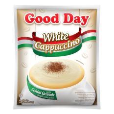 Jual Good Day Kopi White Cappucinno Bag 30 Sachet 25 Gram Online Dki Jakarta