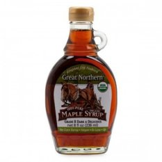 Great Northern Pure 100 Organic Maple Syrup Asli