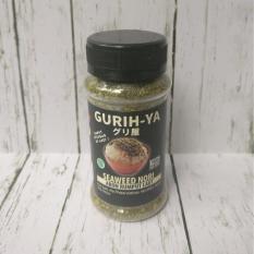 Gurih ya abon seaweed atau nori  atau rumput laut Original botol