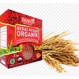 Promo Hafshop Beras Merah Organik Halal Higienis Sertifikasi Premium Tanpa Rendam 100 Original Universal Terbaru