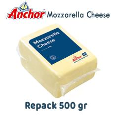 Jual Hbt Anchor Mozzarella Cheese 500 Gr Anchor Ori