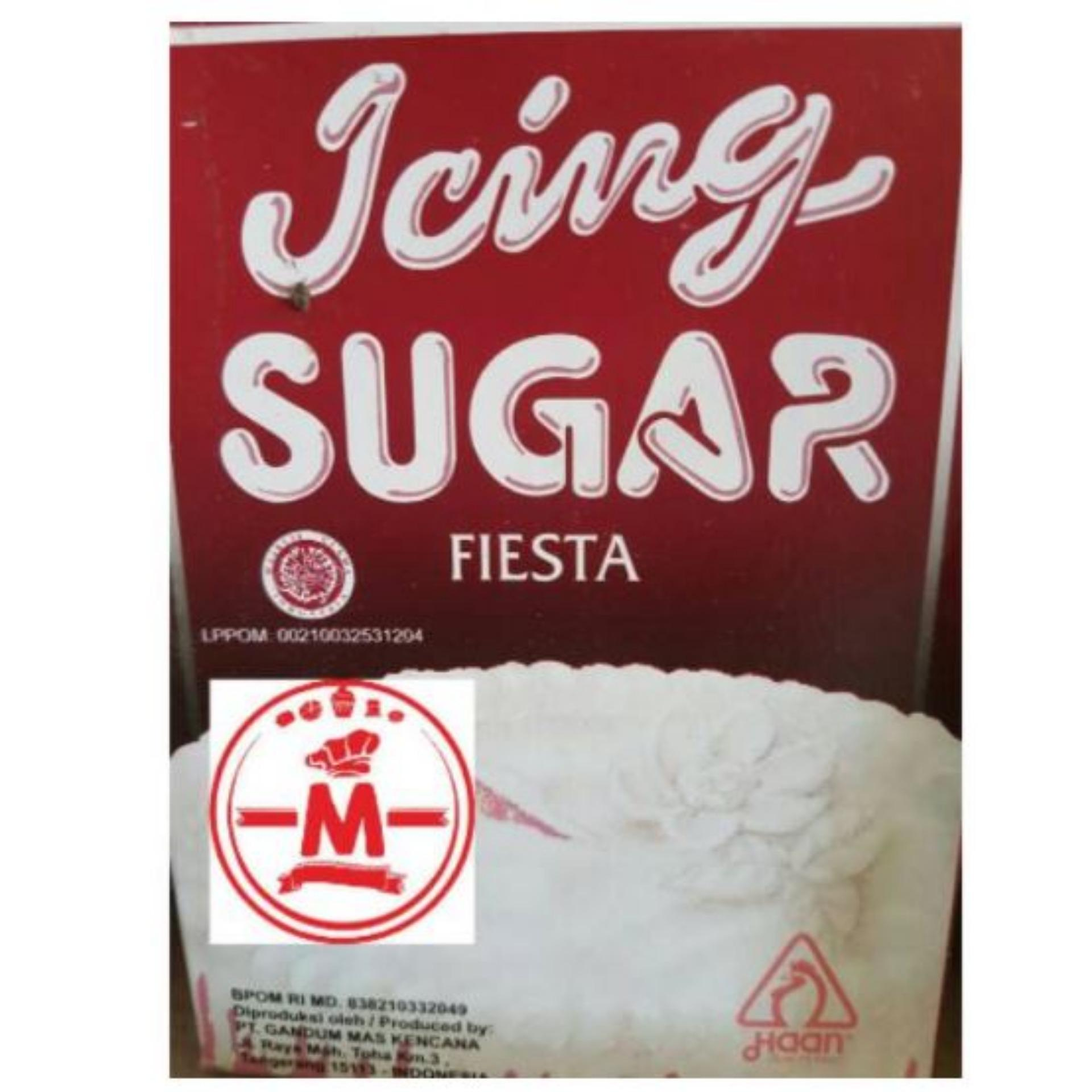 Pencarian Termurah HBT Icing sugar fiesta 500gr harga penawaran - Hanya Rp19.728