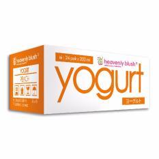Harga Heavenly Blush Yogurt Drink To Go Peach 24X200Ml Yg Bagus